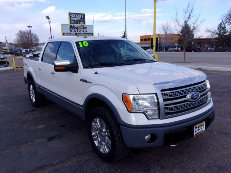 2010 Ford F-150 LARIAT SUPER CREW 6.5 4WD 3 Month/3,000 Mile Natio
