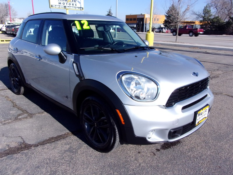 2012 MINI Countryman COOPER S ALL4 AWD 3 Month/3,000 Mile Nationwide Wa