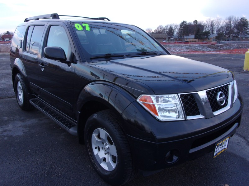 2007 Nissan Pathfinder 4WD SE 3 Month/3,000 Mile Nationwide Warranty