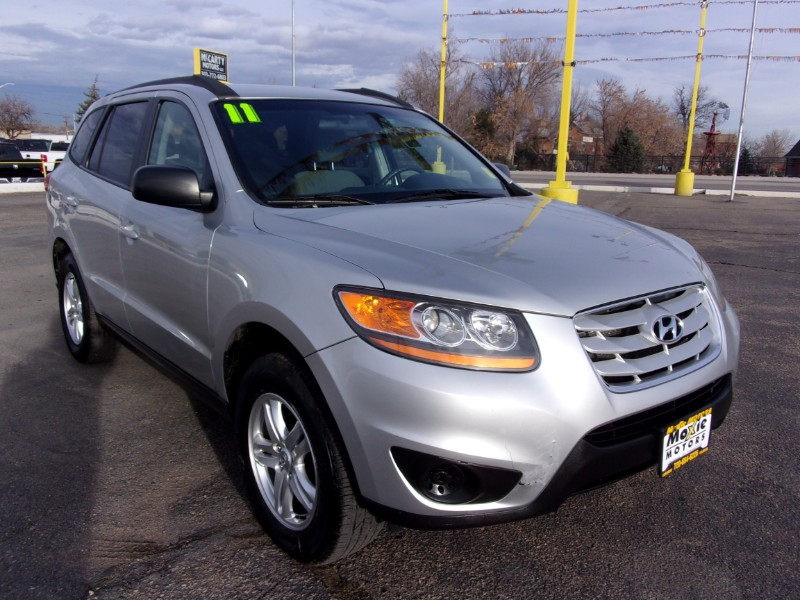 2011 Hyundai Santa Fe GLS 4WD3 Month/3,000 Mile Nationwide Warranty