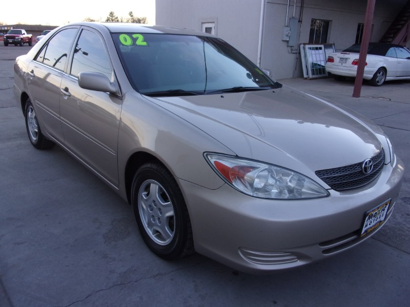 2002 Toyota Camry XLE V6 3 Month/3,000 Mile Nationwide Warranty