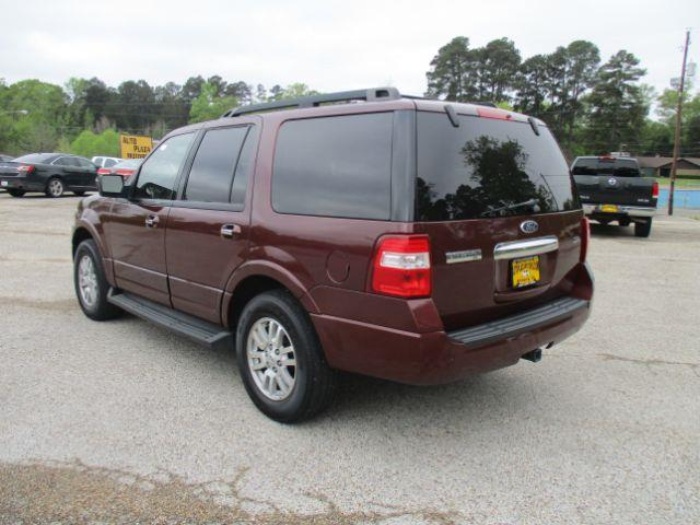 Ford Expedition King Ranch 4WD 2011