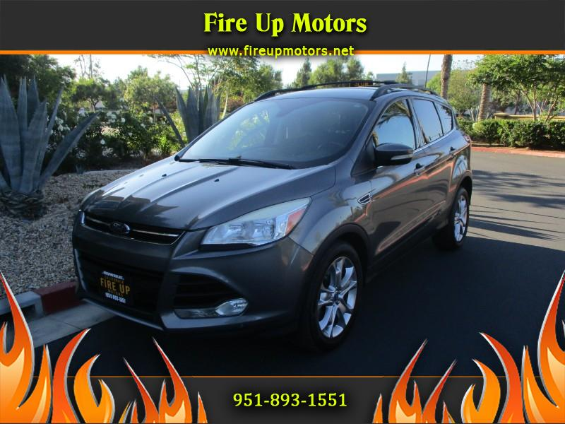2013 Ford Escape SEL FWD