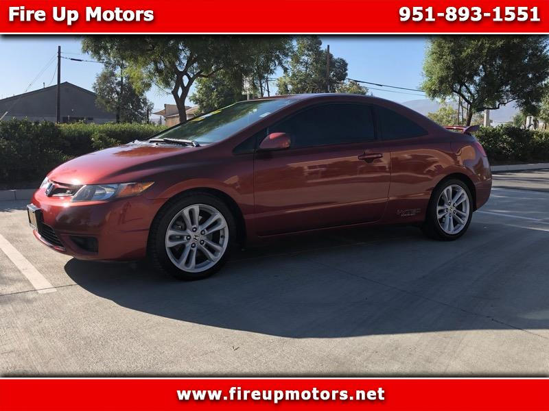 2006 Honda Civic Si 6-Spd with Performance Tires
