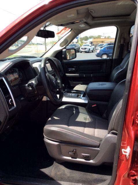 2012 RAM 1500 Sport Crew Cab 2WD