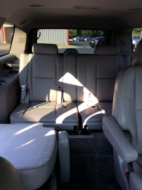 2013 Chevrolet Suburban LTZ 1500 2WD