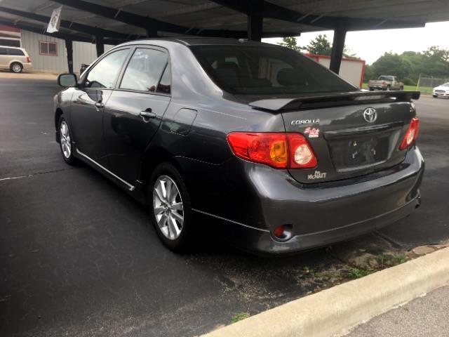 Toyota Corolla S 4-Speed AT 2010