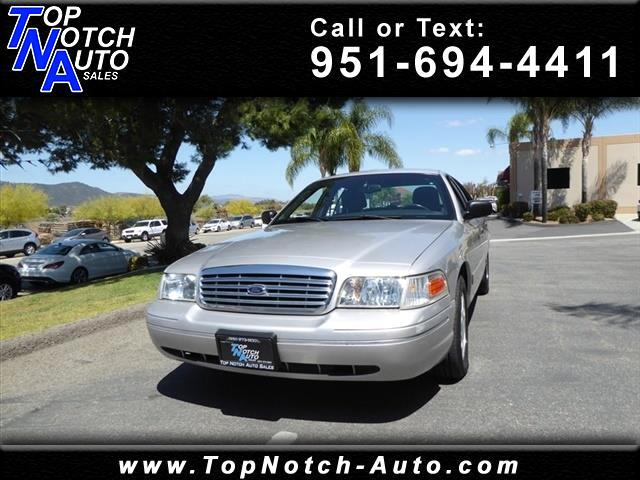 2005 Ford Crown Victoria 4dr Sdn LX