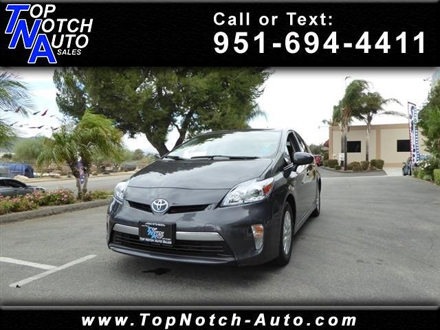 2015 Toyota Prius Plug-In 5dr HB Advanced (Natl)