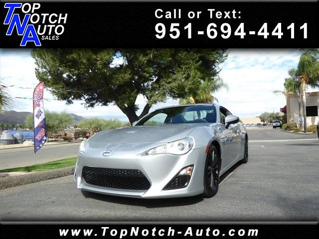 2013 Scion FR-S 2dr Cpe Man (Natl)
