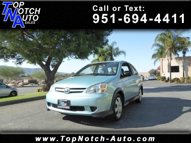 2003 Toyota ECHO 2dr Cpe Manual (Natl)