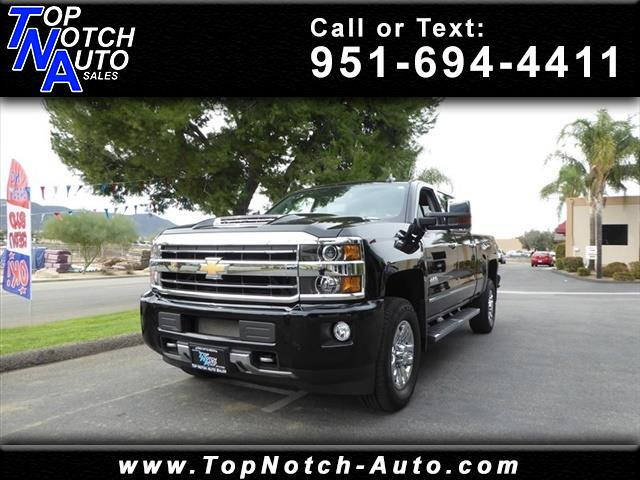 "2018 Chevrolet Silverado 3500HD 4WD Crew Cab 153.7"" High Country"