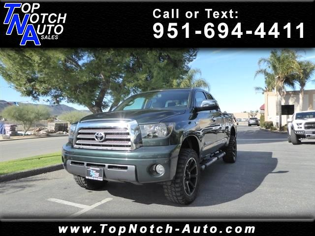 2008 Toyota Tundra 2WD Truck Dbl 5.7L V8 6-Spd AT LTD (Natl)