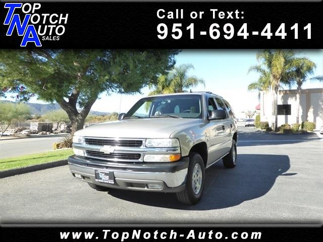 2006 Chevrolet Tahoe 4dr 1500 2WD LS