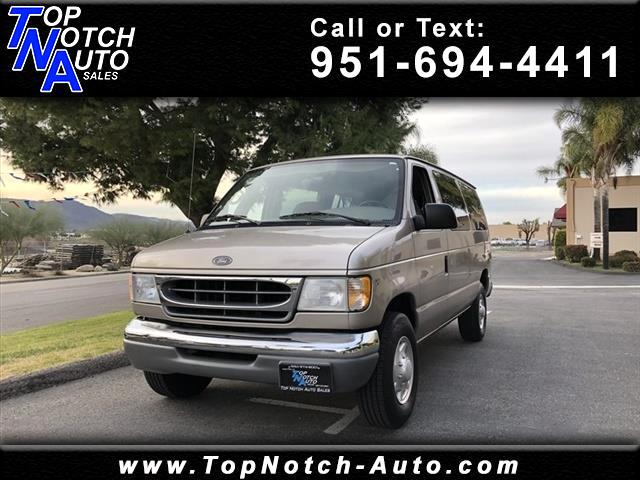 2001 Ford Econoline Wagon E-350 Super XL