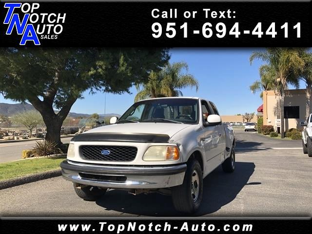 1997 Ford F-150 Supercab Flareside 139