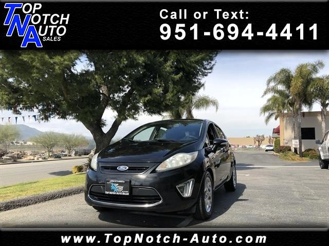 2011 Ford Fiesta 5dr HB SES