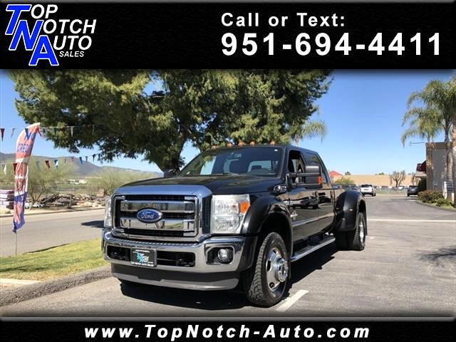2011 Ford Super Duty F-450 DRW 4WD Crew Cab 172
