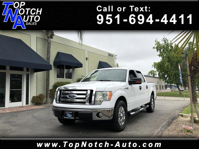 "2009 Ford F-150 2WD SuperCrew 145"" XL"