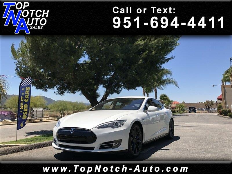 2014 Tesla Model S 4dr Sdn 60 kWh Battery