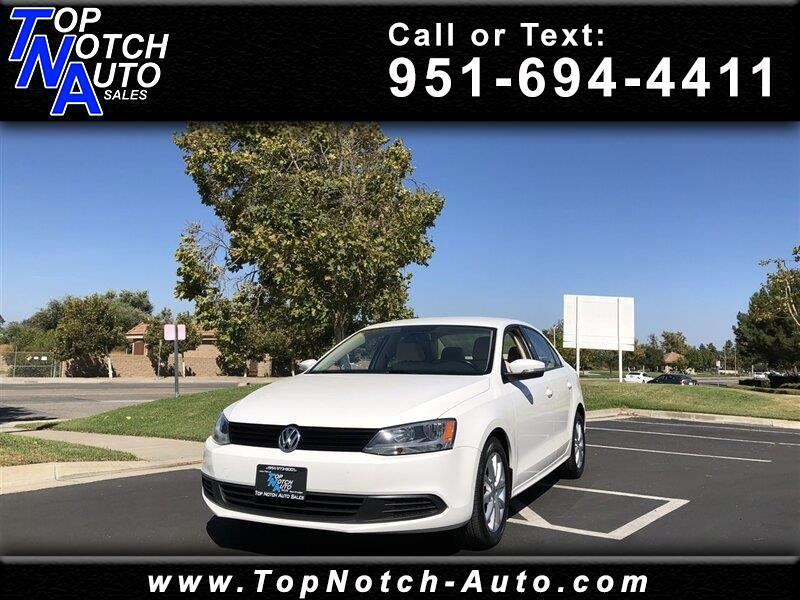 Volkswagen Jetta Sedan 4dr Manual SE w/Convenience PZEV 2011