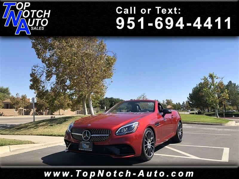 2017 Mercedes-Benz SLC SLC 300 Roadster