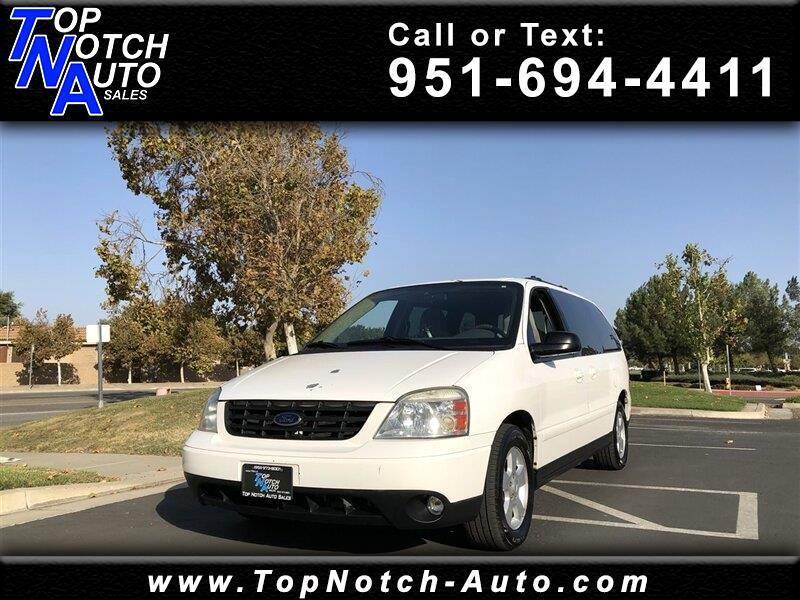 2004 Ford Freestar Wagon 4dr SES