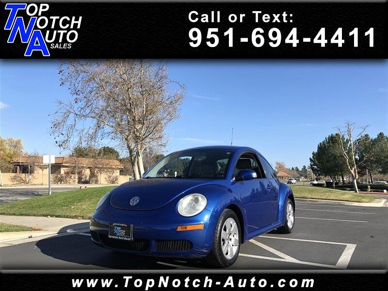 Volkswagen New Beetle Coupe 2dr Auto 2007