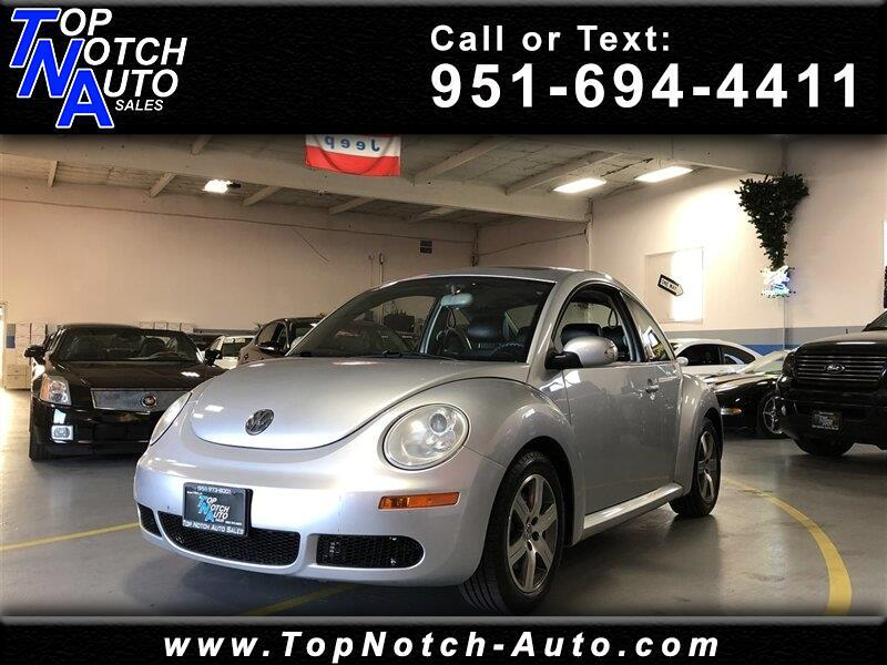 Volkswagen New Beetle Coupe 2dr 2.5L PZEV Manual 2006