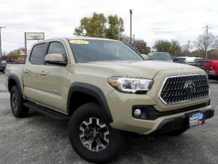 2018 Toyota Tacoma TRD Off Road Double Cab 5' Bed V6 4x4 AT (Natl)
