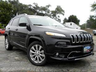 2016 Jeep Cherokee Overland FWD