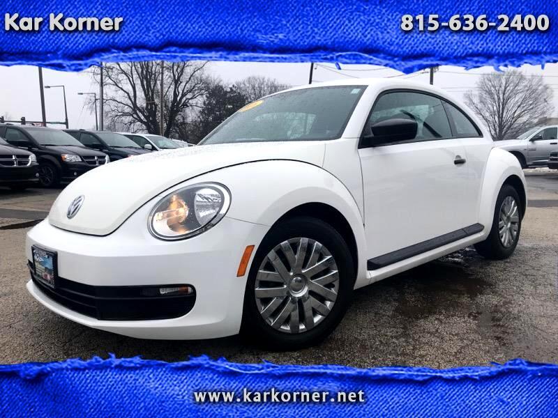 2012 Volkswagen Beetle 2dr Cpe Auto 2.5L