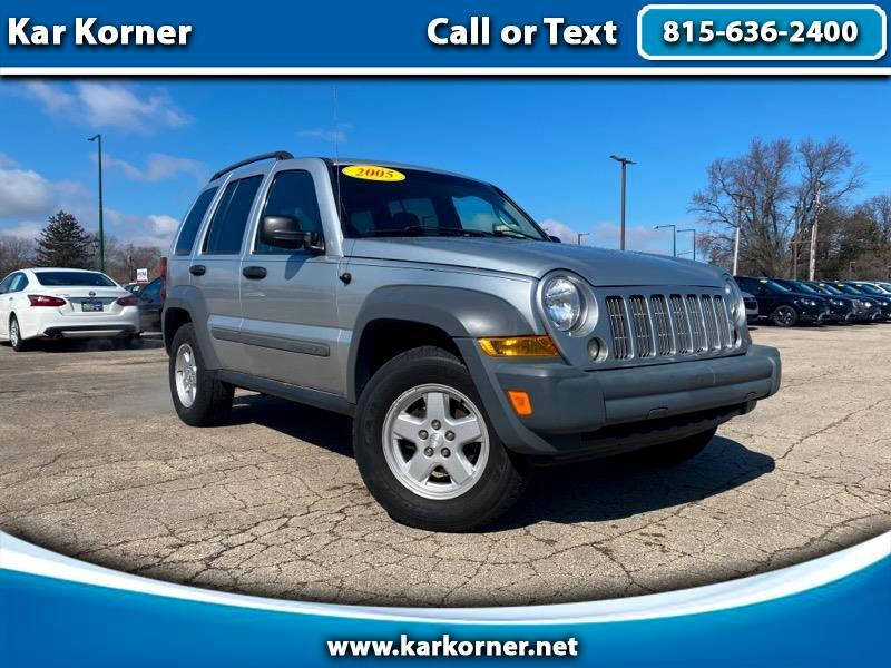 Jeep Liberty Sport 4WD 2005