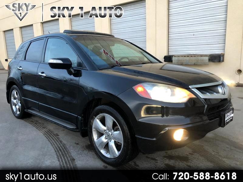 Acura RDX 5-Spd AT with Technology Package 2009