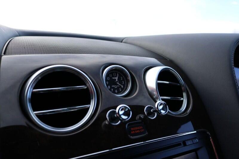 Bentley Continental GTC Convertible 2012