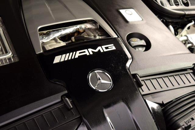 Mercedes-Benz E-Class AMG E 63 S 4MATIC 2018