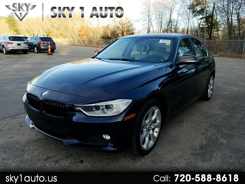 BMW 3-Series 335i xDrive Sedan 2015