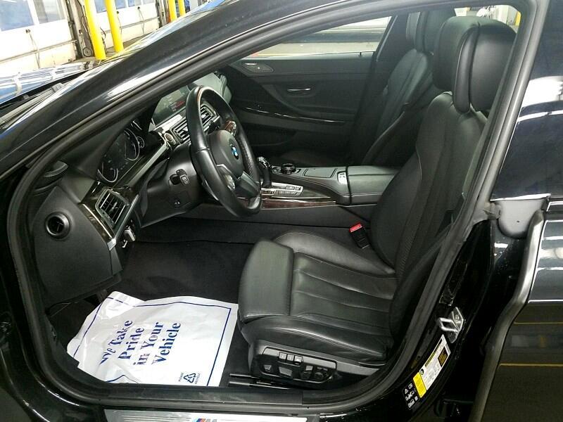 BMW 6-Series Gran Coupe 650i xDrive 2016