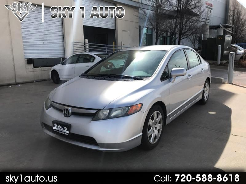 Honda Civic 1.5 4-Door Sedan 2008