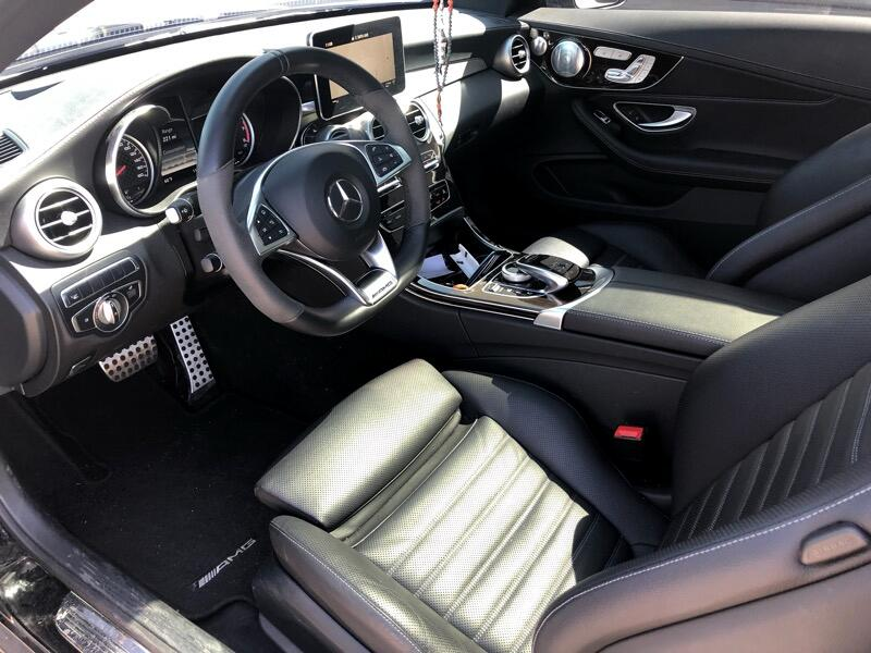 Mercedes-Benz C-Class AMG43 Coupe 2017