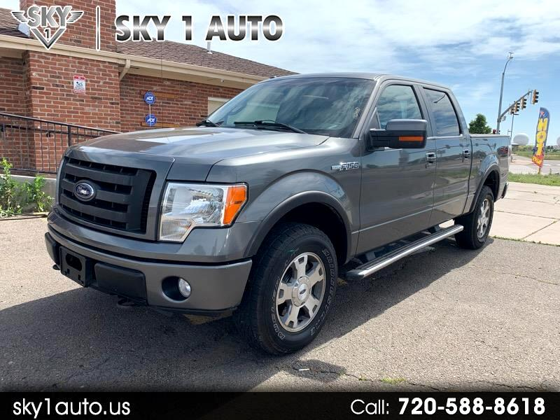 Ford F-150 Lariat SuperCrew 6.5-ft. Bed 4WD 2010