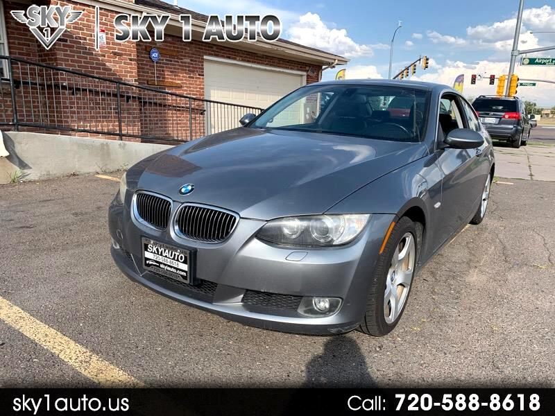 BMW 3-Series 328xi Coupe 2008