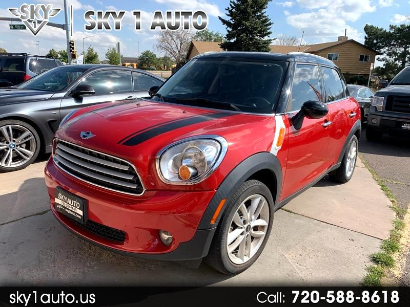 MINI Countryman Base 2014