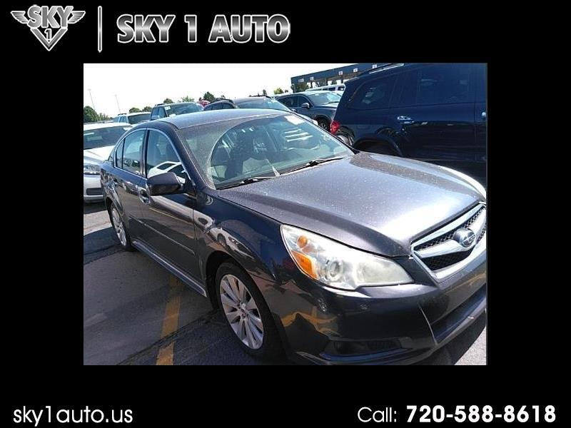 Subaru Legacy 2.5i Limited 2012
