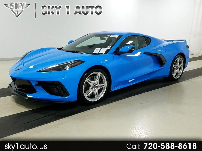 Chevrolet Corvette 1LT Coupe 2020