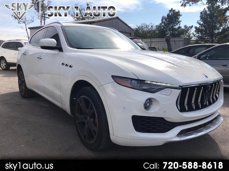 Maserati Levante Base 2017