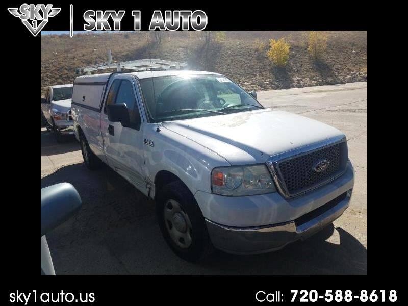 Ford F-150 XL Long Bed 2WD 2004