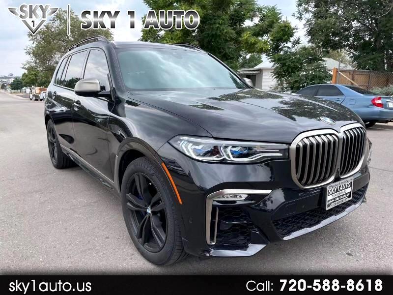 BMW X7 M50i 2020