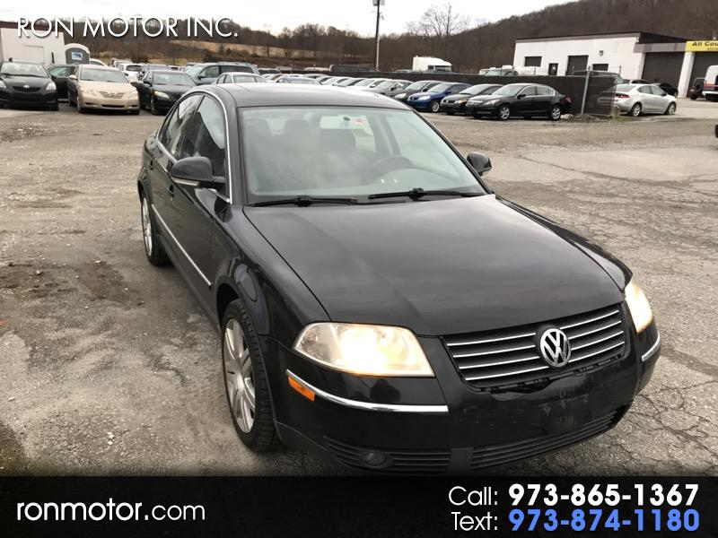 2005 Volkswagen Passat 1.8T S AT
