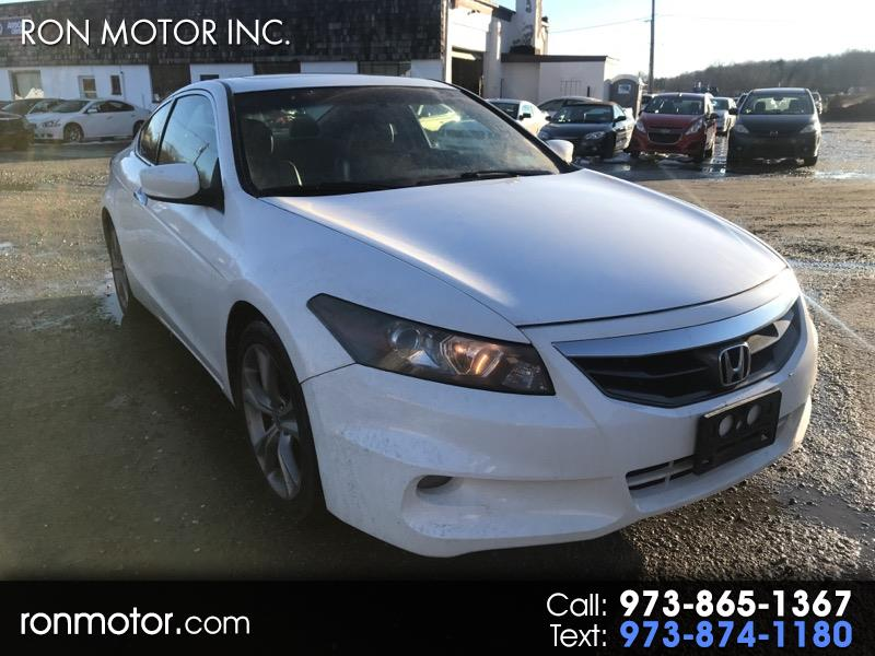 2012 Honda Accord EX-L V6 Coupe AT